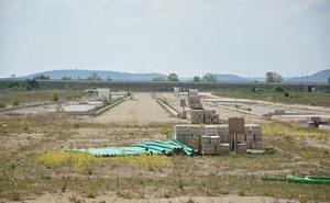 Del Olmo asegura que las obras del Parque Tecnológico de Burgos se reanudarán en febrero