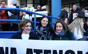 Las médicos de Los Cubos encabezarán la manifestación por la defensa de la Sanidad el 26 de enero en Valladolid