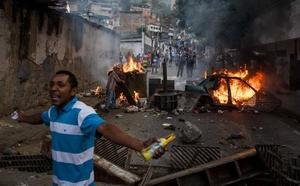 Maduro sofoca una nueva sublevación militar