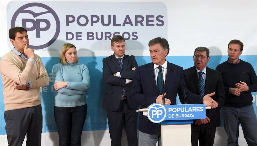 Francisco Vázquez (PP) asegura que la política nacional será clave en las elecciones municipales
