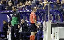 Clos Gómez dará una charla explicativa sobre el VAR al Real Valladolid