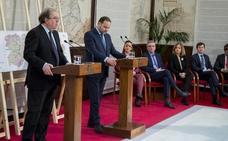 El ministro de Fomento anuncia avances en las autovías del Duero y la León-Valladolid