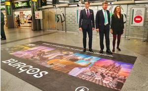 El alcalde de Burgos presenta en Madrid la campaña de promoción turística 'Tu próximo destino'