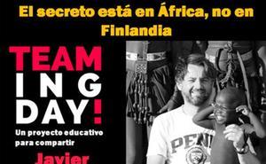 Conferencia de Javier Romero el jueves en el foro educativo 'Teaming Day!'