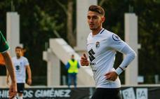 Gabri pone fin a su etapa en el Burgos CF