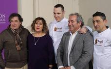 El ajo carretero encabeza la presencia burgalesa en Madrid Fusión