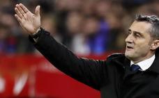 Valverde: «Faltaban jugadores importantes arriba, pero no es excusa»