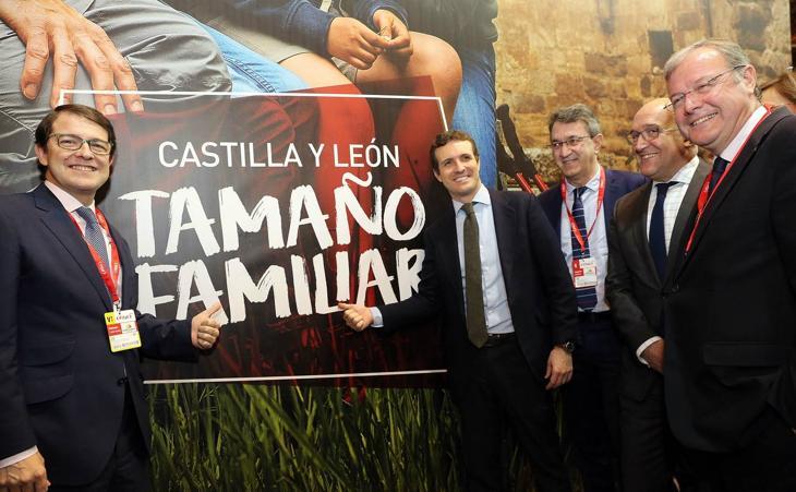 Castilla y León se promociona en Fitur