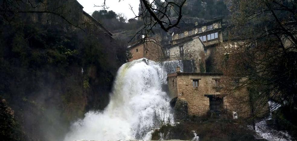 Orbaneja del Castillo presenta una imagen histórica