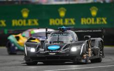 El Cadillac de Alonso, 6º en la clasificación de Daytona