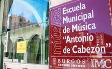 La Escuela Municipal de Música 'Antonio de Cabezón' incrementa el 62% el número de alumnos en tres años