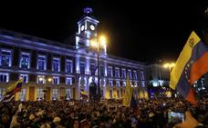 Sánchez habla con Guaidó y aboga por convocar elecciones en Venezuela