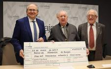 El Banco de Alimentos propone crear una cátedra junto a la Universidad Isabel I