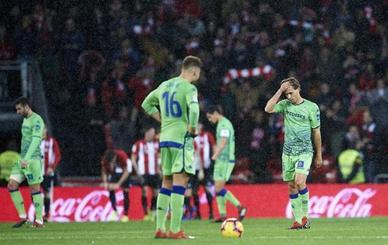 El Athletic prolonga su escalada ante el Betis