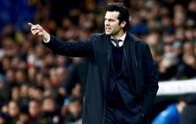 Solari: «Lo importante es recuperar a todos los futbolistas y el mejor nivel posible»