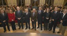 El Colegio de Aparejadores honra a aquellos que han dedicado su vida a la profesión