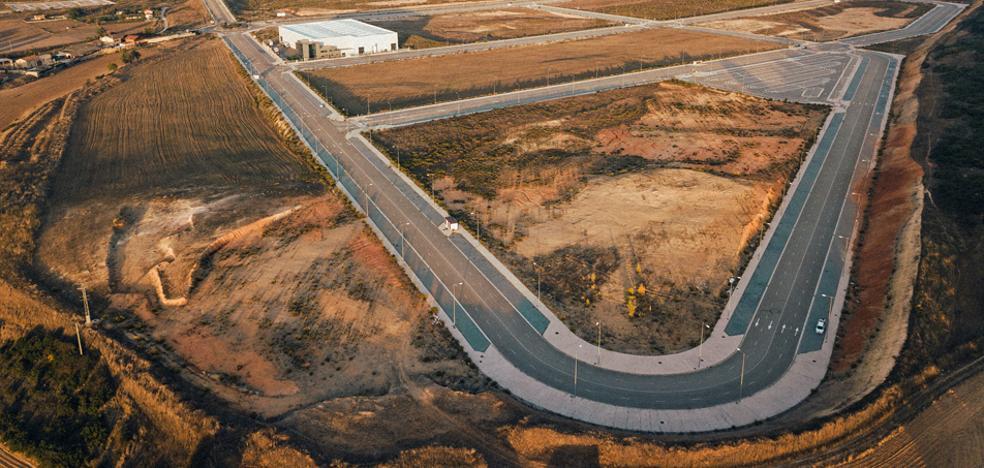 Miranda coloca en el mercado más de un millón de metros cuadrados de suelo industrial en dos años y medio