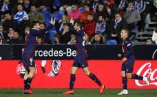 Los cinco mejores goles de la jornada 21 de Primera