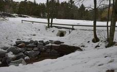 La nieve regresa este martes a Castilla y León