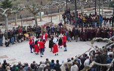 Poza de la Sal bailará la Danza del Escarrete al modo tradicional este domingo