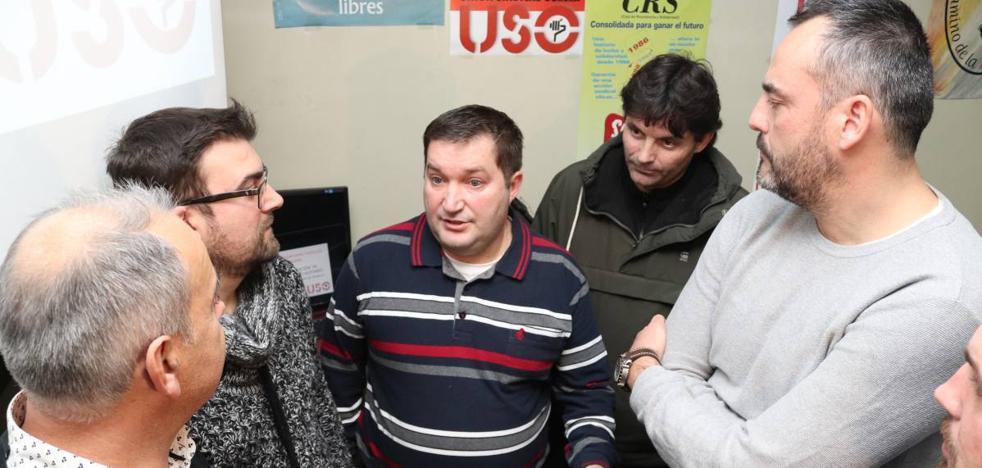 USO denuncia «persecución sindical» de Carnes Selectas tras el despido de un delegado