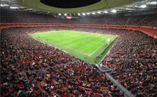 San Mamés logra el récord de asistencia en el fútbol femenino: 48.121