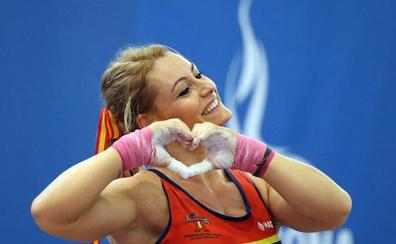 Lydia Valentín recibirá su oro de Londres 2012 el 28 de febrero