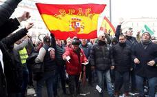 Madrid se planta ante los taxistas «radicales podemizados»
