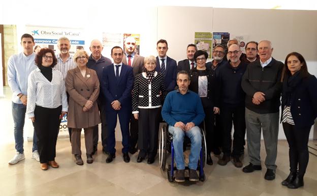 El programa Incorpora, de 'La Caixa', crea 273 empleos a personas en riesgo de exclusión en Burgos
