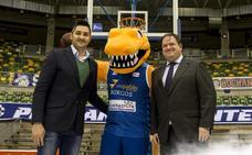 El Mirador renueva su convenio con el San Pablo Burgos y Dino