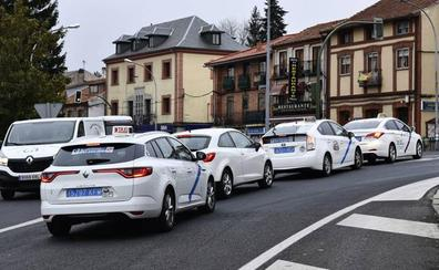 El taxi se reivindica como servicio público y mantiene 'a raya' a los VTC en Castilla y León