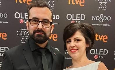 La burgalesa Lucía Solana gana el Goya en la categoría de Mejor maquillaje y peluquería