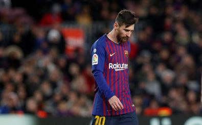 Suspense con Messi hasta el final