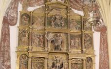 Ilusión en Quintanilla de Riofresno por la respuesta nacional para salvar el retablo