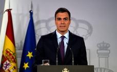 Sánchez reconoce a Guaidó como presidente interino de Venezuela y Maduro le llama «pelele de Trump»