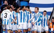 Los cinco mejores goles de la jornada 22 de Primera
