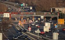 Fomento saca a concurso el mantenimiento de la autopista AP-1 por 27 millones