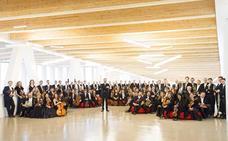 Concierto de la Orquesta Sinfónica de Galicia con el guitarrista Pablo Sainz-Villegas en el Fórum Evolución