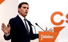 Rivera no descarta negociar con Vox en caso de bloqueo tras las elecciones generales
