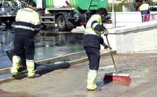 UGT denuncia la agresión a un trabajador de la limpieza viaria