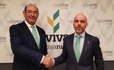 Javier Casado, nuevo director de Área de Negocio de Cajaviva Caja Rural
