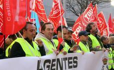 Los agentes medioambientales exigen a la Junta mejoras retributivas, jubilación anticipada y cobertura de todas las vacantes