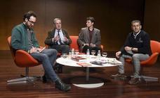 Cultural Cordón acoge la mesa redonda 'Delibes, Burgos y el cine'