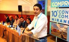 Jorge Castro, candidato del PP a la Alcaldía de Miranda