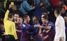Mateu Lahoz confunde en el empate