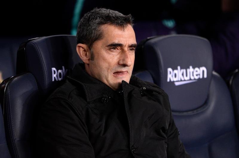 Valverde: «Pensé que lo mejor era que Messi entrara en la segunda parte»