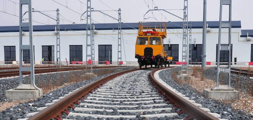 El Tribunal de Cuentas fiscaliza los 352 millones ya gastados en la operación ferroviaria de Valladolid