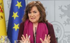 El Gobierno y la Generalitat intercambiarán hoy más nombres de relatores