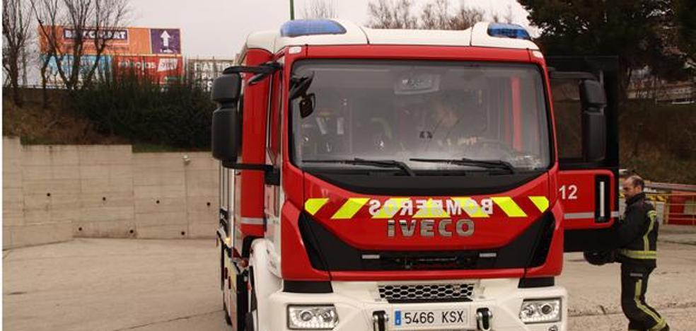 Las emergencias provinciales quedan centralizadas en el Servicio de Incendios y Salvamento de Burgos
