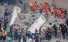 Aumentan a catorce los muertos por el derrumbe del edificio en Estambul